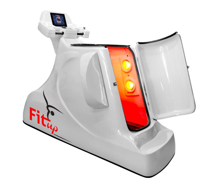 Zaawansowane FitUp Bieżnia z podciśnieniem i podczerwienią- urządzenie nowe WG56
